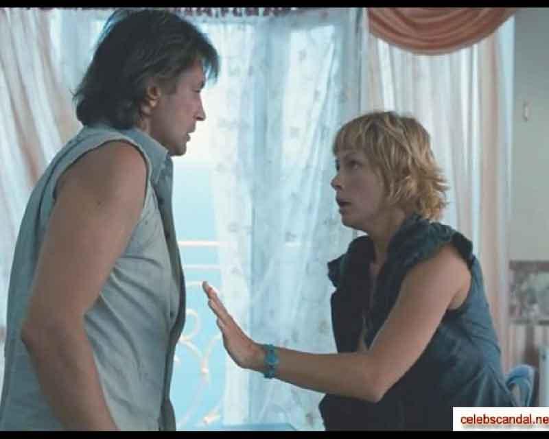 Секс сцена с Аленой Бабенко из фильма -