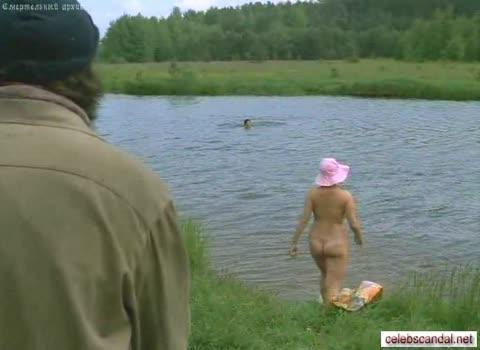 Видео с голой Аллой Мироновой -