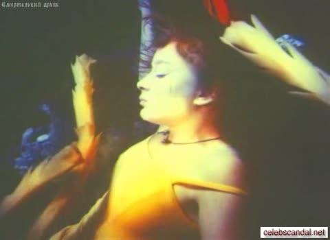 скандальная сцена из известного фильма с Анастасия Вертинская