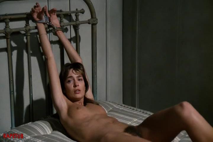 Обнаженная Анну Парийо (Anne Parillaud nudity)