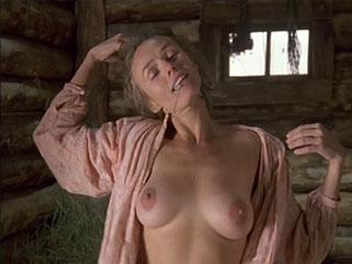 Барбара Бэнкс показывает свои большие сиськи
