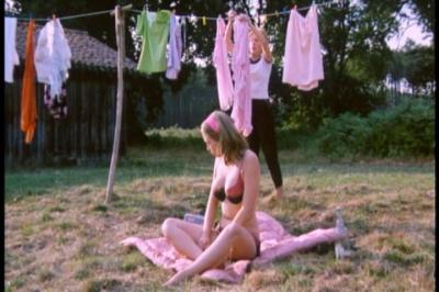 Настоящая девчонка / Une vraie jeune fille (1976)