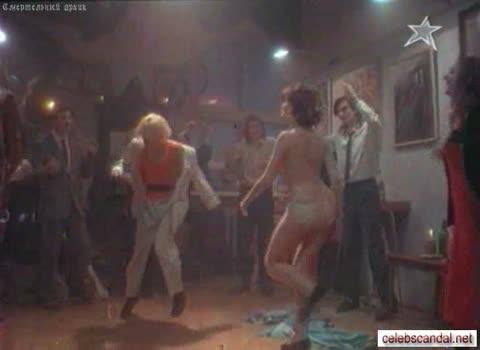 Елена Драныш тонцует голая - фильм