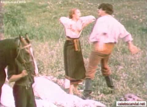 Елена Пономаренко из фильма