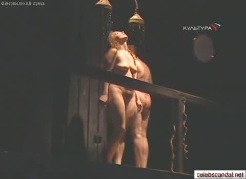Голый театр с Ирина Тычинина.