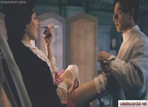 Катарина Радивоевич на приеме у гинеколога.