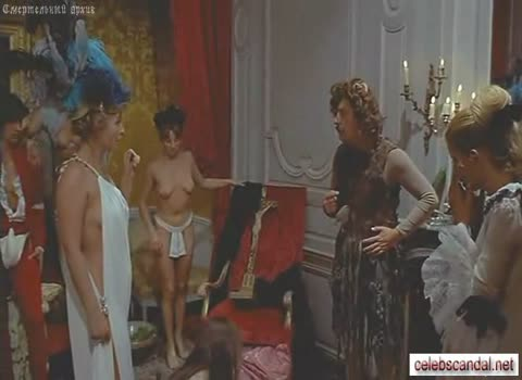 Скандальные сцены из фильма с Марина Влади