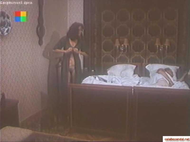 Любовь Полищук сцена из фильма про любовь
