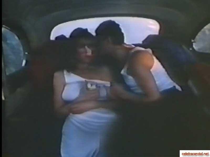 Ирина Розанова секс сцена в машине