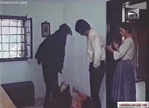 Сильвия Берова сцена избиения женщины.